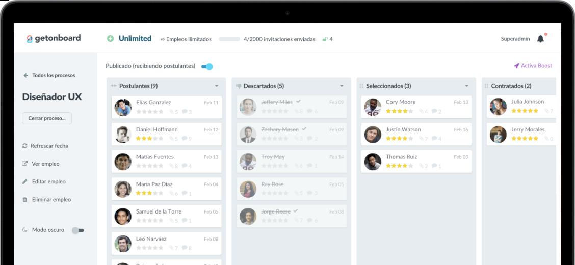 Talent Database
